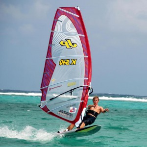 Andy Petts Windsurfing